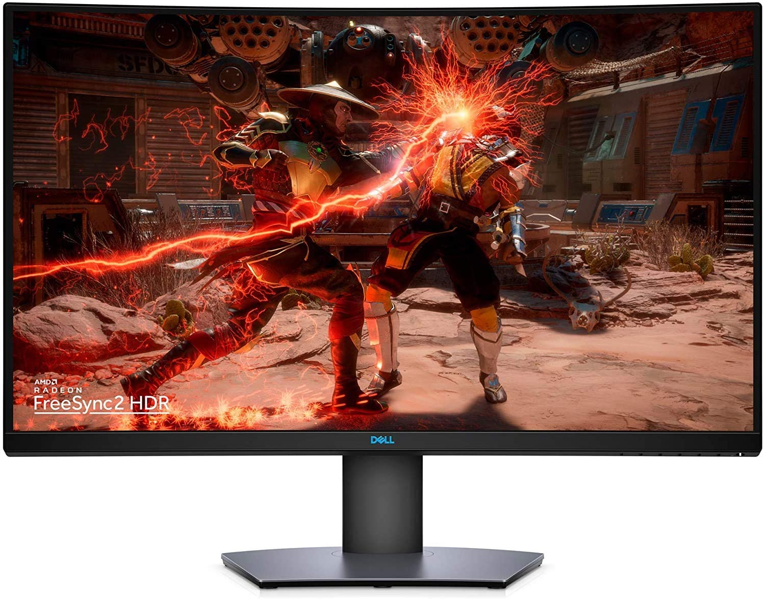 DELL 32 Curved Gaming Monitor, Recon Blue, S3220DGF $999 @ Amazon