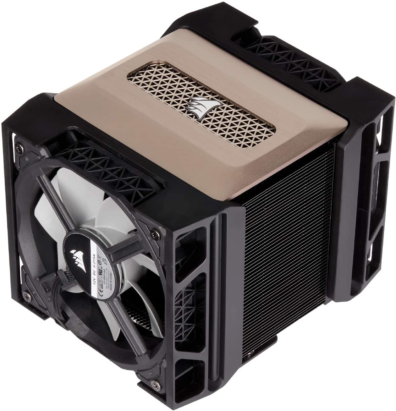 Corsair A500 High Performance Dual Fan CPU Cooler $129 was $139 @ Amazon