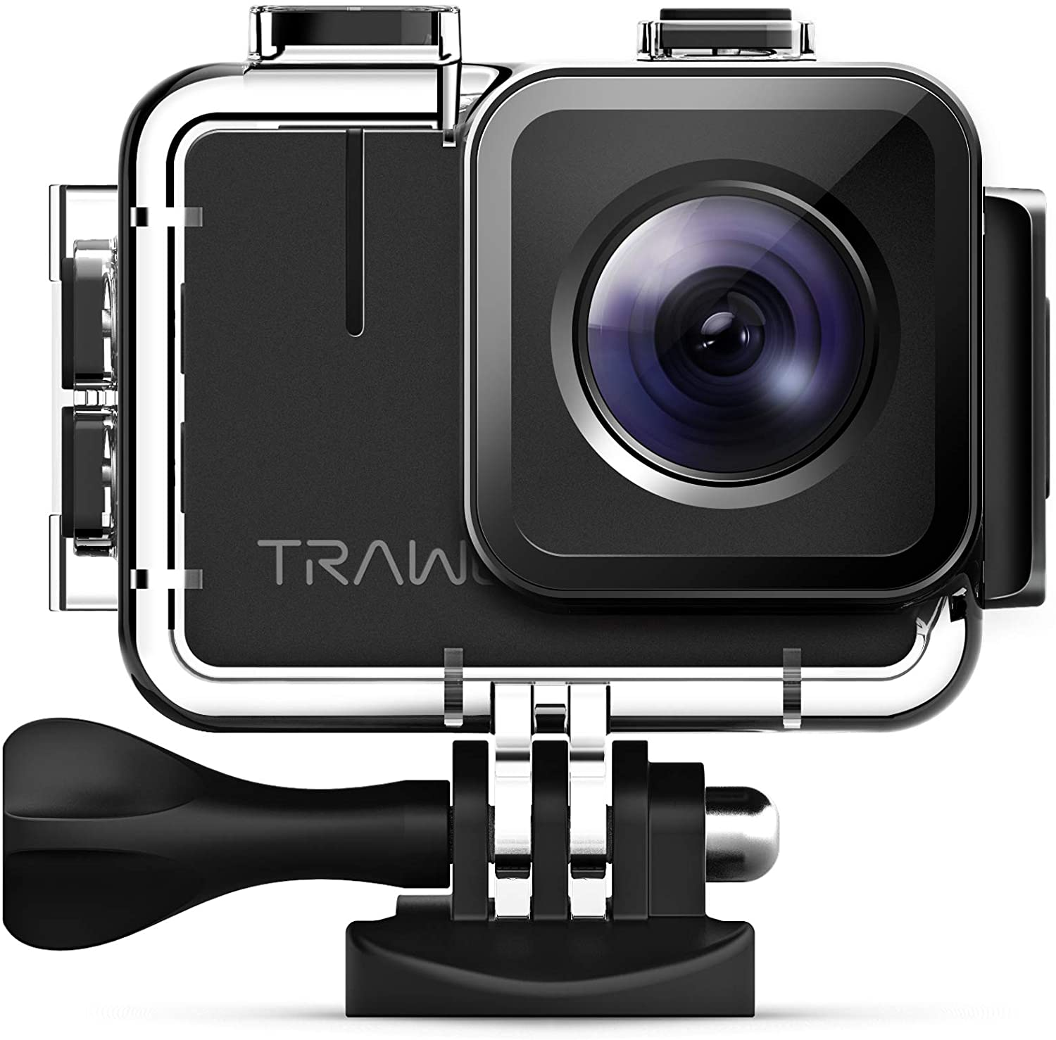 APEMAN Trawo Action Camera 4K WiFi Ultra HD 20MP Underwater Waterproof 40M Camcorder with 170 Degree Ultra-Wide $149.99 @ Amazon