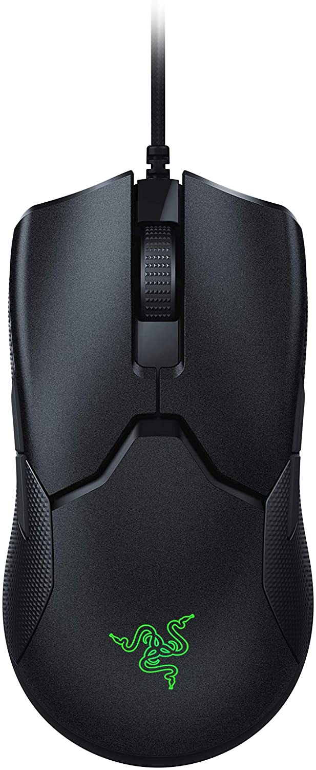 Razer Viper Esport Ambidextrous Wired Gaming Mouse, Black, RZ01-02550100-R3M1 $75.27  was $135.00 @ Amazon