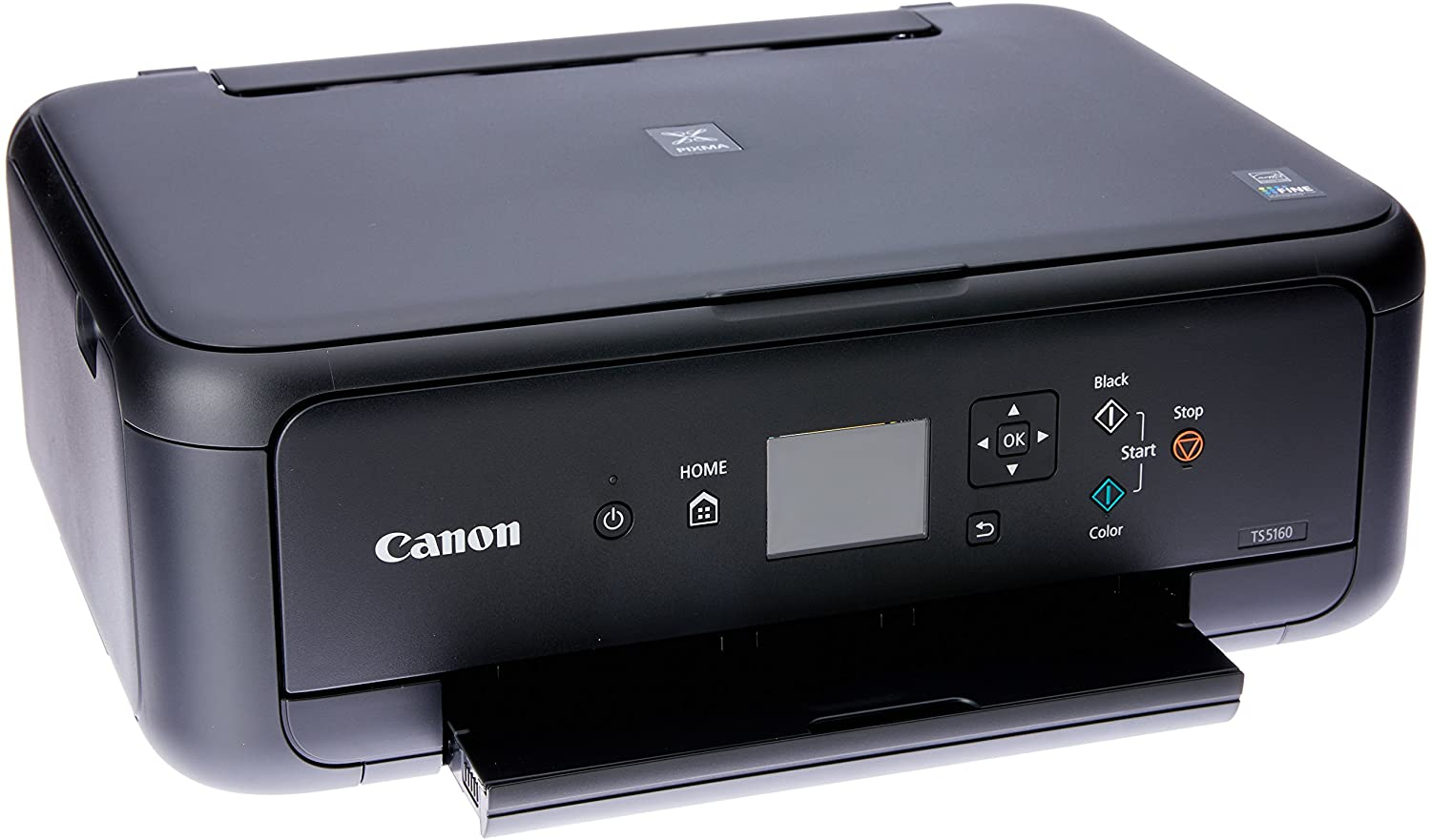 Canon PIXMA Home TS5160 Printer Office Product, TS5160BK $69.00 was $99.00  @ Amazon