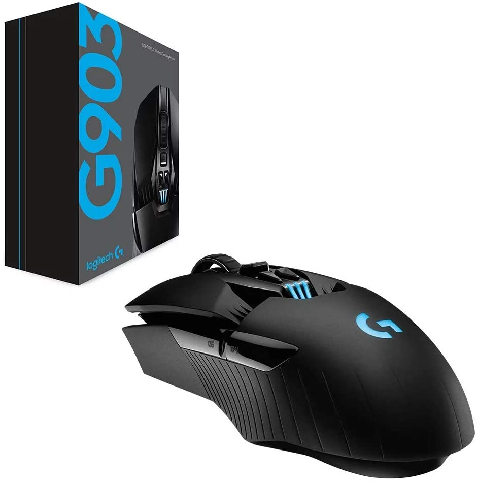 Logitech G903 Hero Lightspeed Wireless Gaming Mouse $179.00 was $273.00 @ Amazon