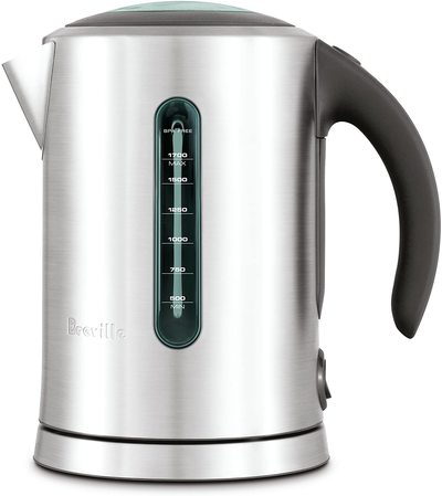 Breville Soft Top Kettle, Brushed Stainless Steel BKE700BSS, Silver $89.00 was $139.95 @Amazon
