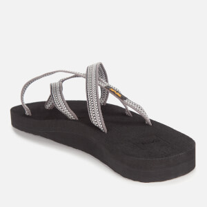 Teva Women's Olowahu Sandals - Antiguous Grey $22.75 @ Allsole