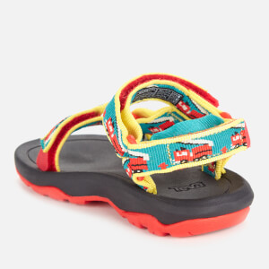 Teva Toddlers' Hurricane Xlt2 Sandals - Fire Truck Teal $29.75 @ Allsole