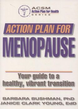 Action Plan for Menopause $7.25 @ Angus & Robertson