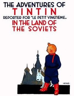 Tintin in the Land of the Soviets $20.90 @ Angus & Robertson