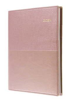 Collins Vanessa - 2021 Calendar Year Diary - A5 Month to View - Champagne $12.75 @ Angus & Robertson