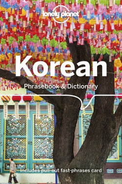 Lonely Planet Korean Phrasebook & Dictionary $9.50 @ Angus & Robertson