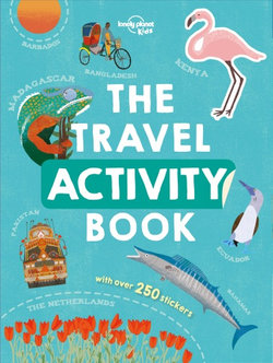 The Travel Activity Book $8.25 @ Angus & Robertson