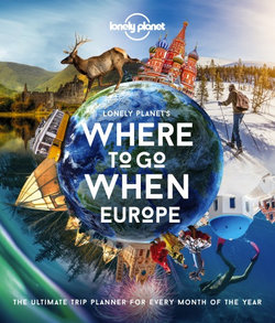 Lonely Planet''s Where to Go When Europe $22.25 @ Angus & Robertson