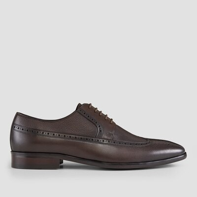 Aquila Loxwood Brown Brogues $179.00 @ Aquila