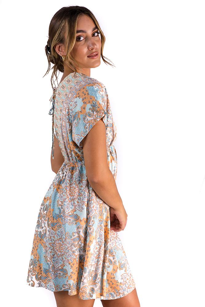 Summer Scent Dress $49.00 @ ark and arrow