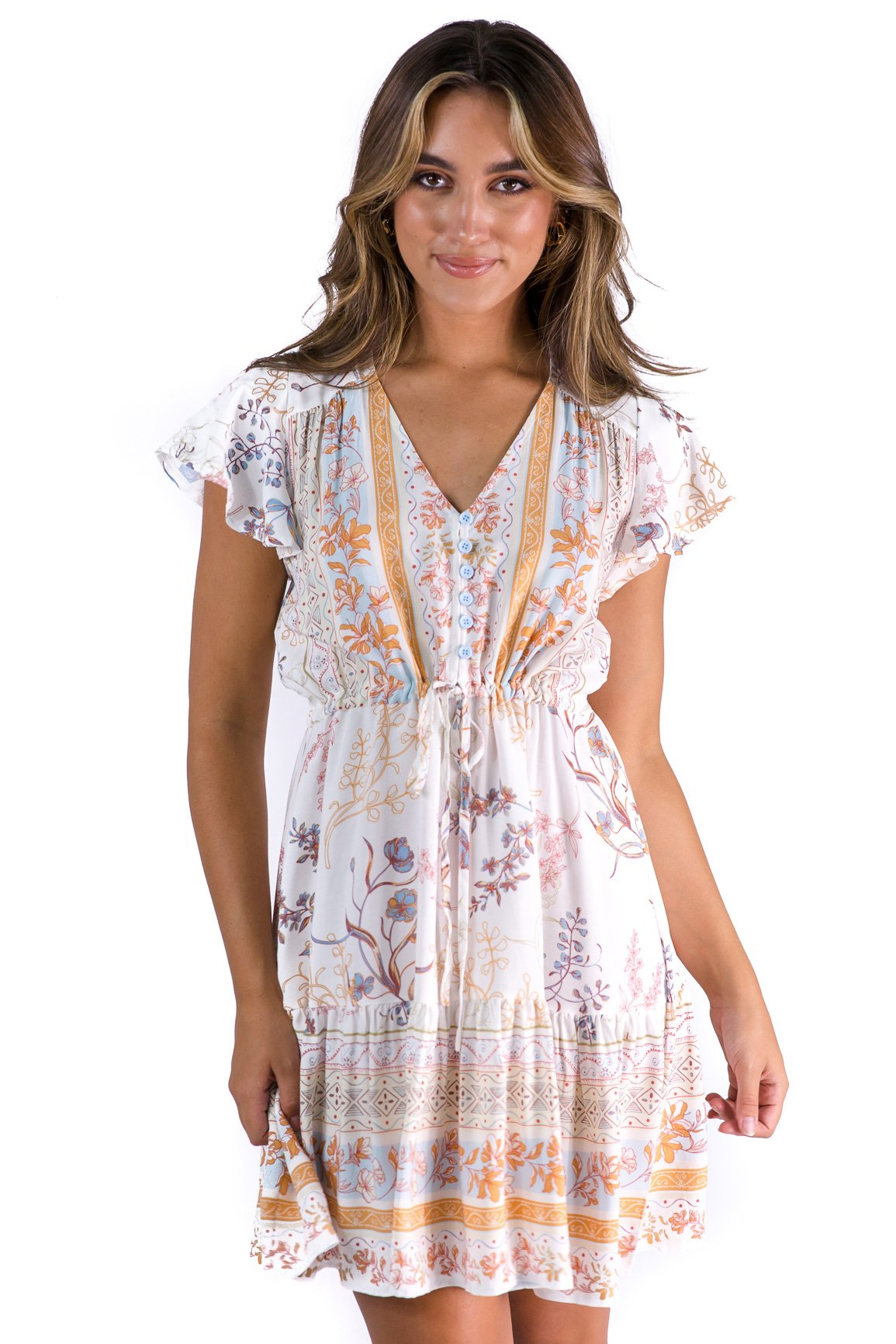 Lucinda Dress $59.00 @ ark and arrow