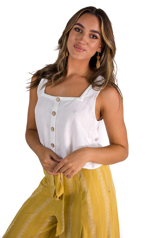 Adina Top $29.00 @ ark and arrow