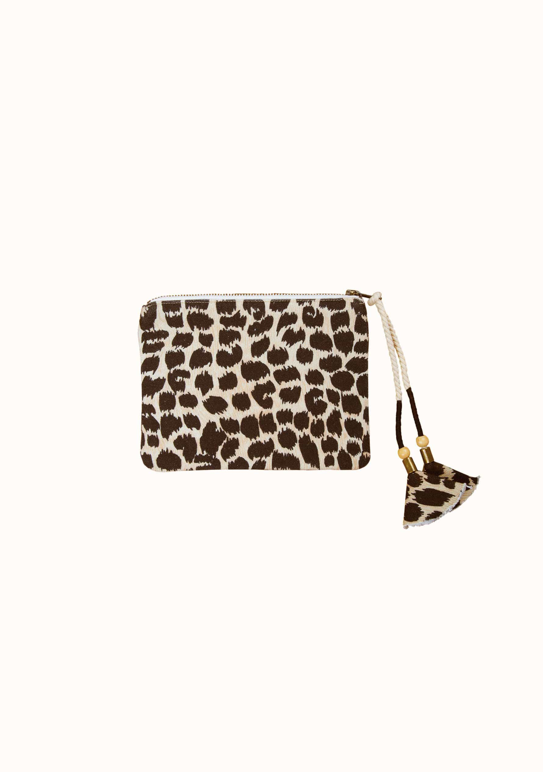 Maui Small Pouch Brown AUD$35 @ Auguste