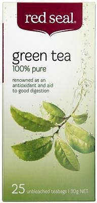 Red Seal Green Tea $3.55 @ Aussie Health Products