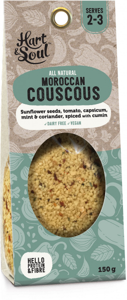 Hart & Soul Moroccan Couscous $4.05 @ Aussie Health Products