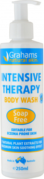 Grahams Intensive Therapy Body Wash Soap Free $13.65 @ Aussie Health Products