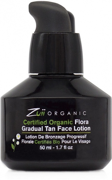 Zuii Organic Cosmetics Organic Gradual Tan Face Lotion $12.75 @ Aussie Health Products