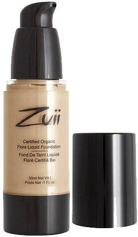 Zuii Organic Cosmetics Flora Liquid Foundation Natural Ivory $21.05 @ Aussie Health Products