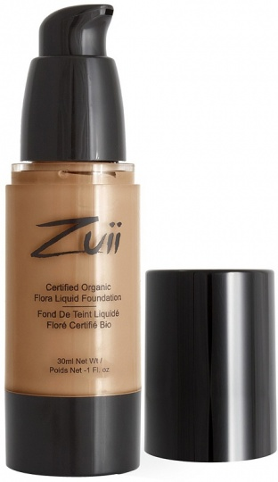 Zuii Organic Cosmetics Flora Liquid Foundation Golden Tan $21.05 @ Aussie Health Products