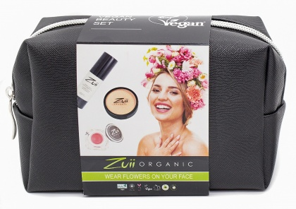 Zuii Organic Cosmetics Organic Vegan Beauty Set Fair $33.00 @ Aussie Health Products
