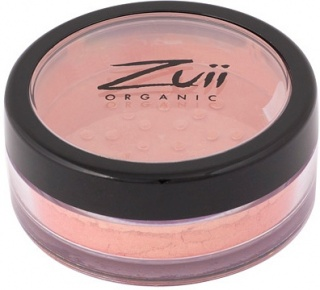 Zuii Organic Cosmetics Flora Diamond Sparkle Blush Melon $14.65 @ Aussie Health Products