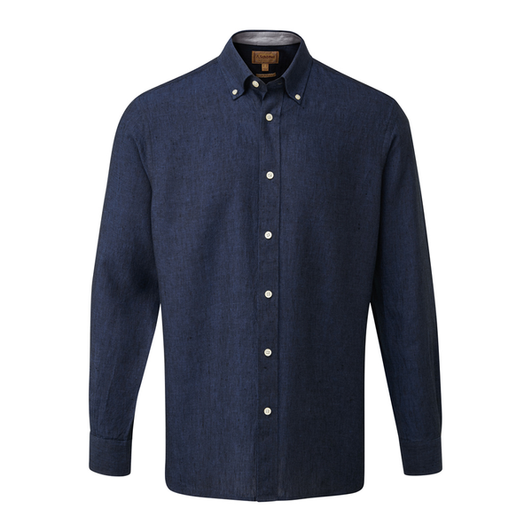 Schoffel Mens Sandbanks Linen Shirt A$78.06 @ Atterley