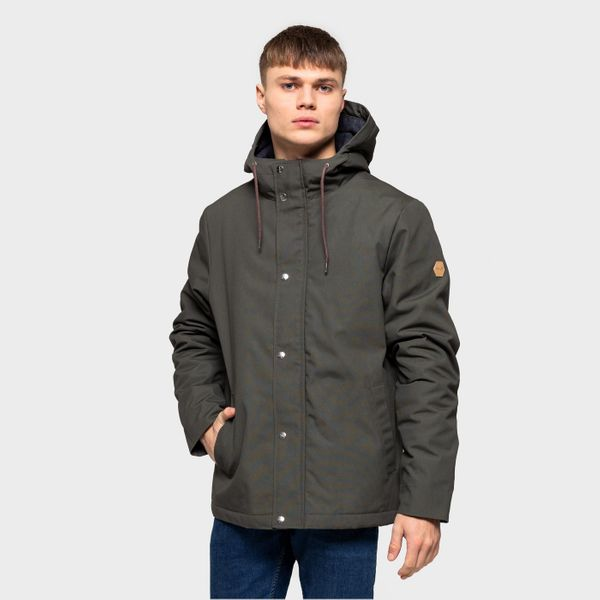 REVOLUTION | 7311 Hooded Jacket Evergreen | Army A$184.14 @ Atterley