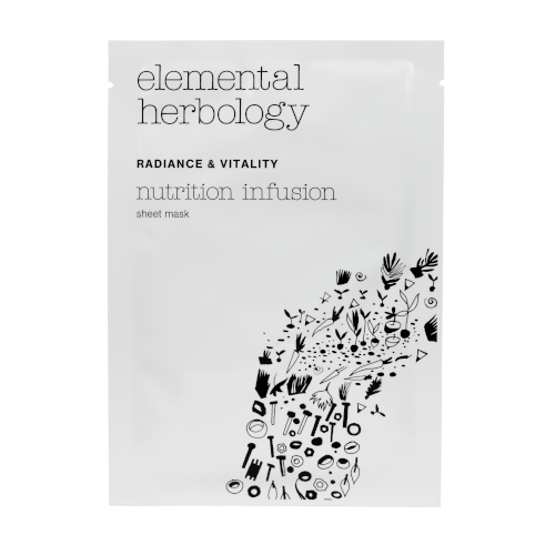 Elemental Herbology Nutrition Infusion Sheet Masks $60.35 @ Adore Beauty