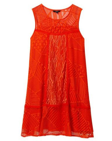 Desigual Red Women's Dresses $171 AUD @ Azura Runway