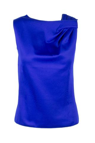 Armani Exchange Blue Women's Tank-Top $224 AUD @ Azura Runway