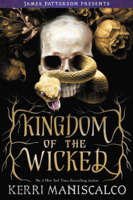 Kingdom of the Wicked @ Barnes & Noble