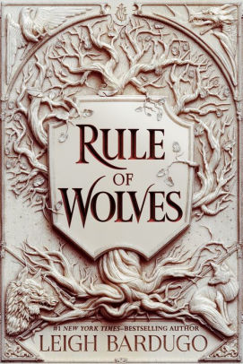 Rule of Wolves @ Barnes & Noble