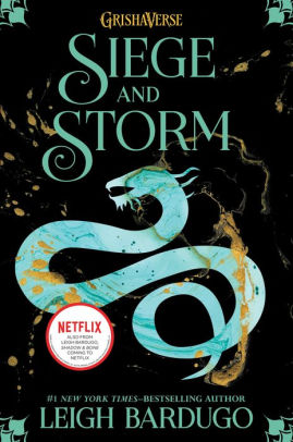 Siege and Storm (Shadow and Bone Trilogy 2) @ Barnes & Noble