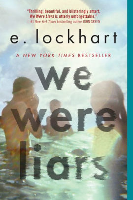 We Were Liars @ Barnes & Noble