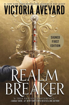 Realm Breaker (Signed Book) @ Barnes & Noble