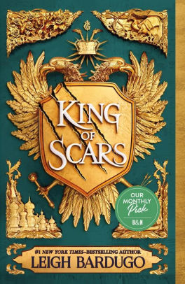 King of Scars (King of Scars Duology Series 1) @ Barnes & Noble