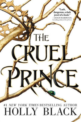 The Cruel Prince (Folk of the Air Series 1) @ Barnes & Noble