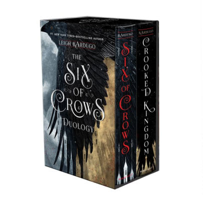 Six of Crows Boxed Set: Six of Crows, Crooked Kingdom @ Barnes & Noble