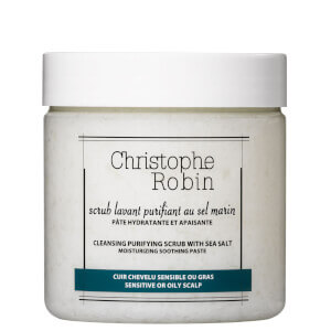 Christophe Robin Cleansing Purifying Scrub with Sea Salt (250ml)  @ Beauty Expert
