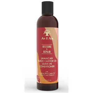 As I Am Jamaican Black Castor Oil Leave in Conditioner  @ Beauty Expert