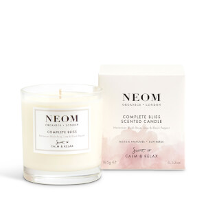 NEOM Organics Complete Bliss Standard Scented Candle  @ Beauty Expert