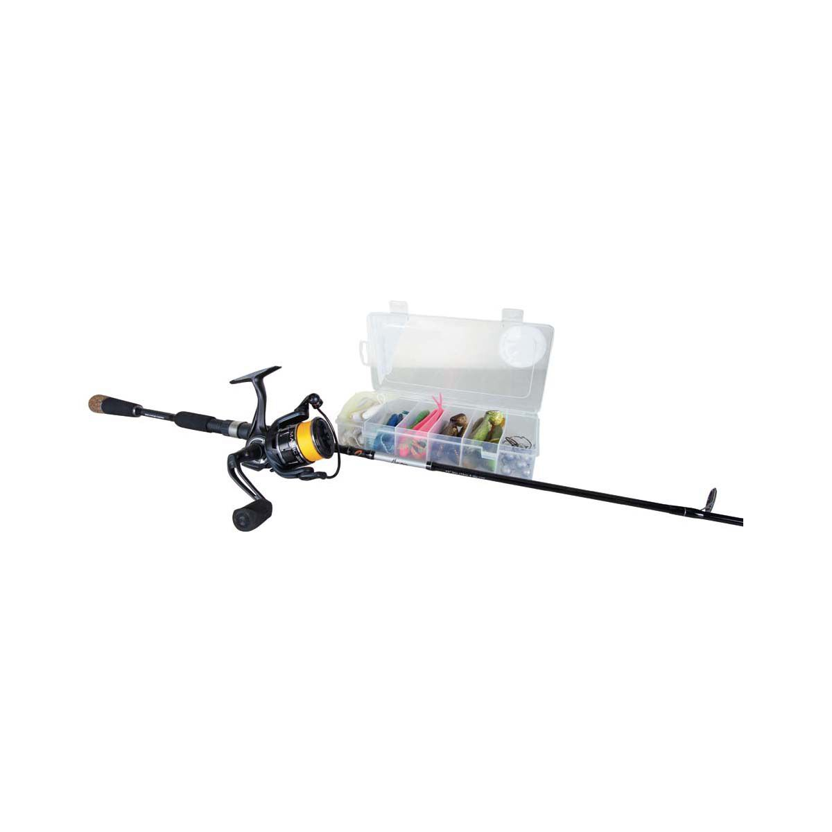 Savage Gear Manic Predator 7ft 2-4kg Spin Combo  @ BCF