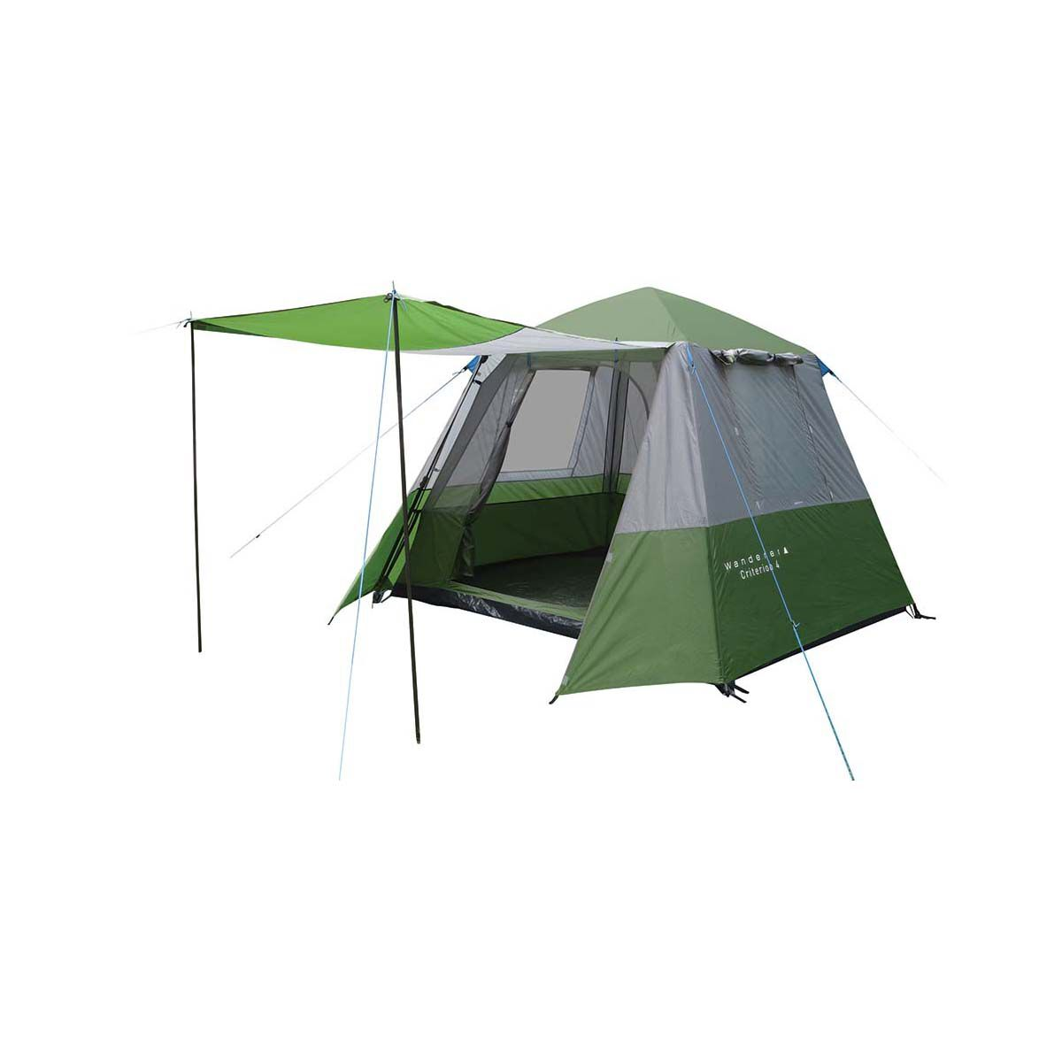 Wanderer Criterion 4 Person Instant Tent  @ BCF