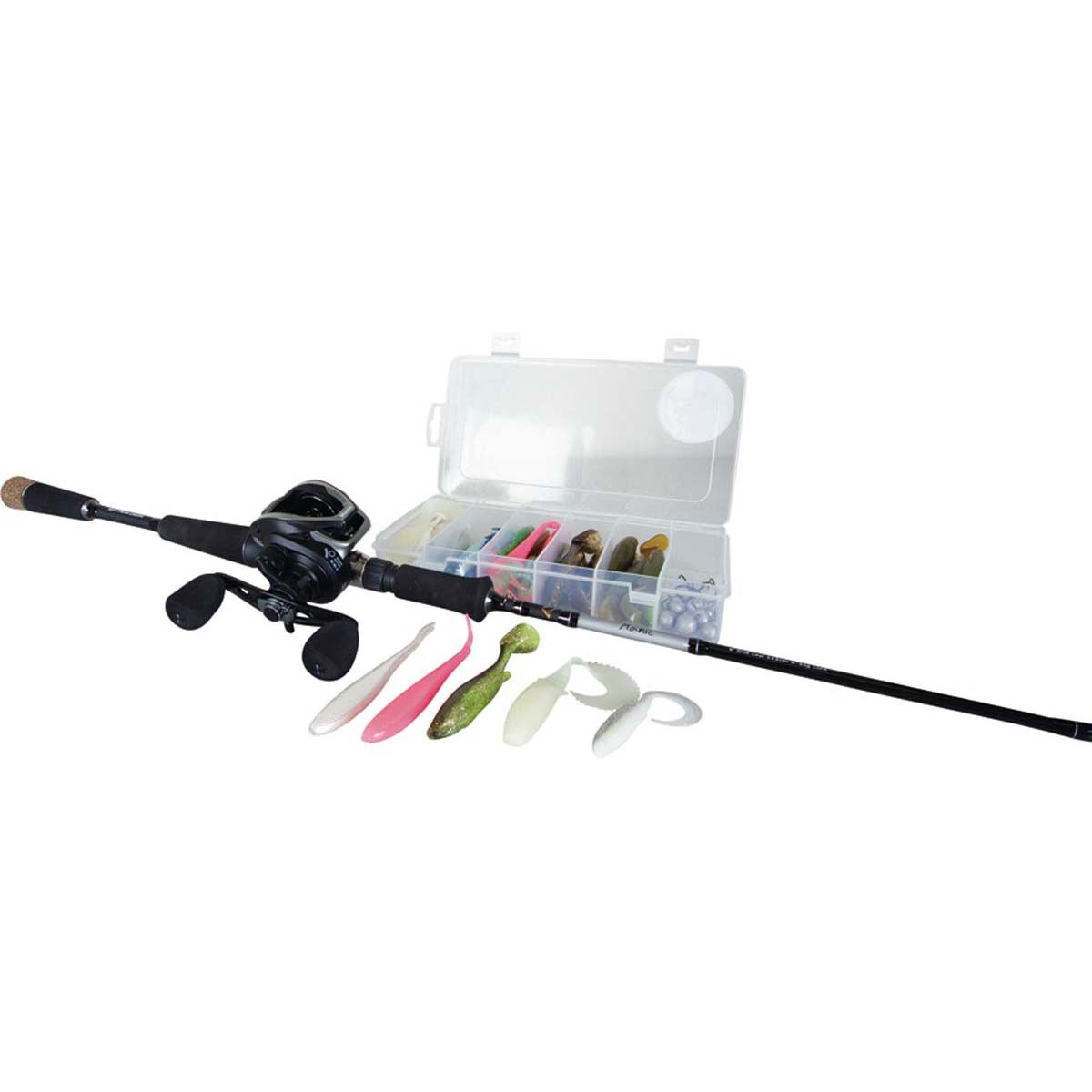 Savage Gear Manic Predator 5ft 6in 6-8kg Baitcaster Combo  @ BCF