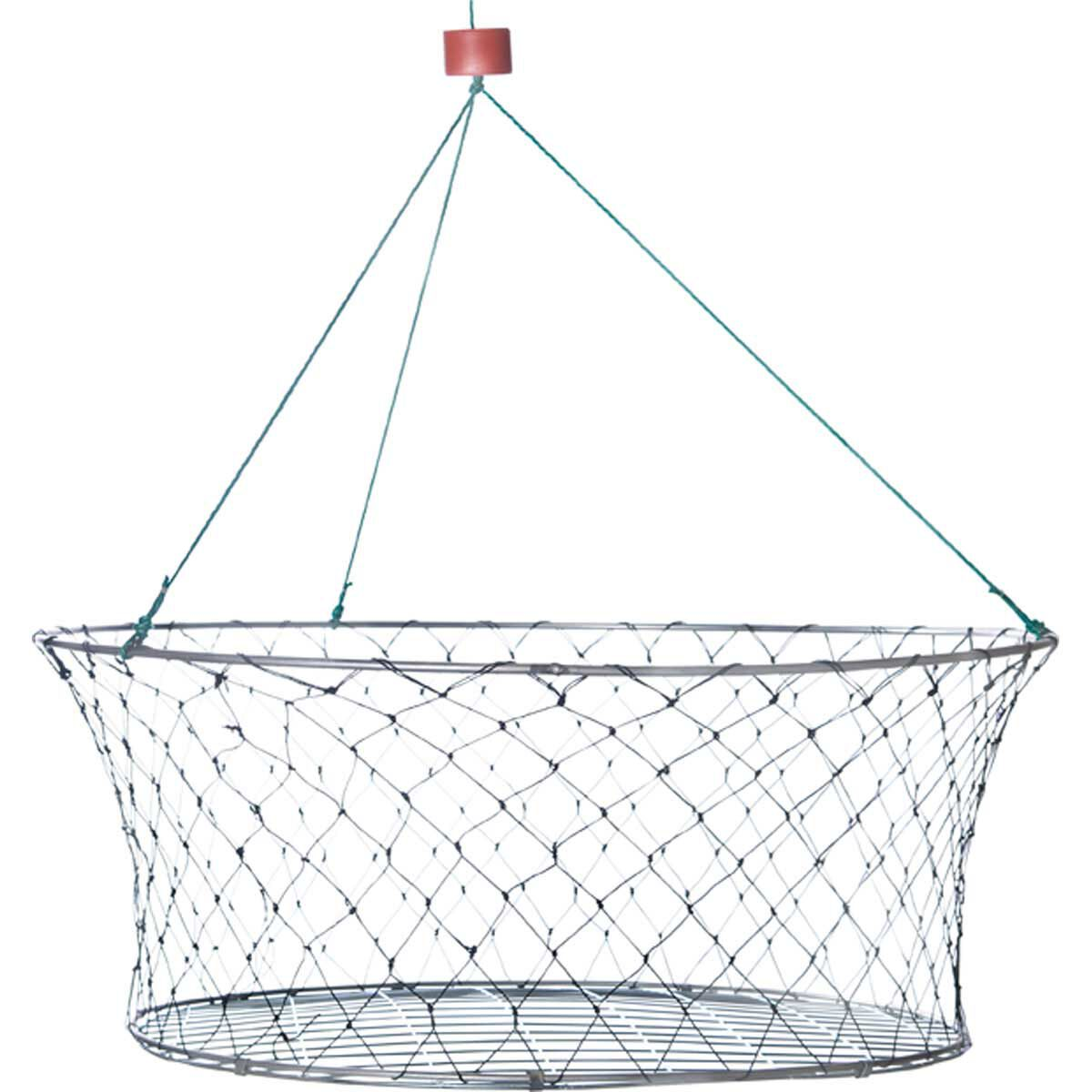 Neptune Wire Base Mesh Double Ring Crab Net  @ BCF